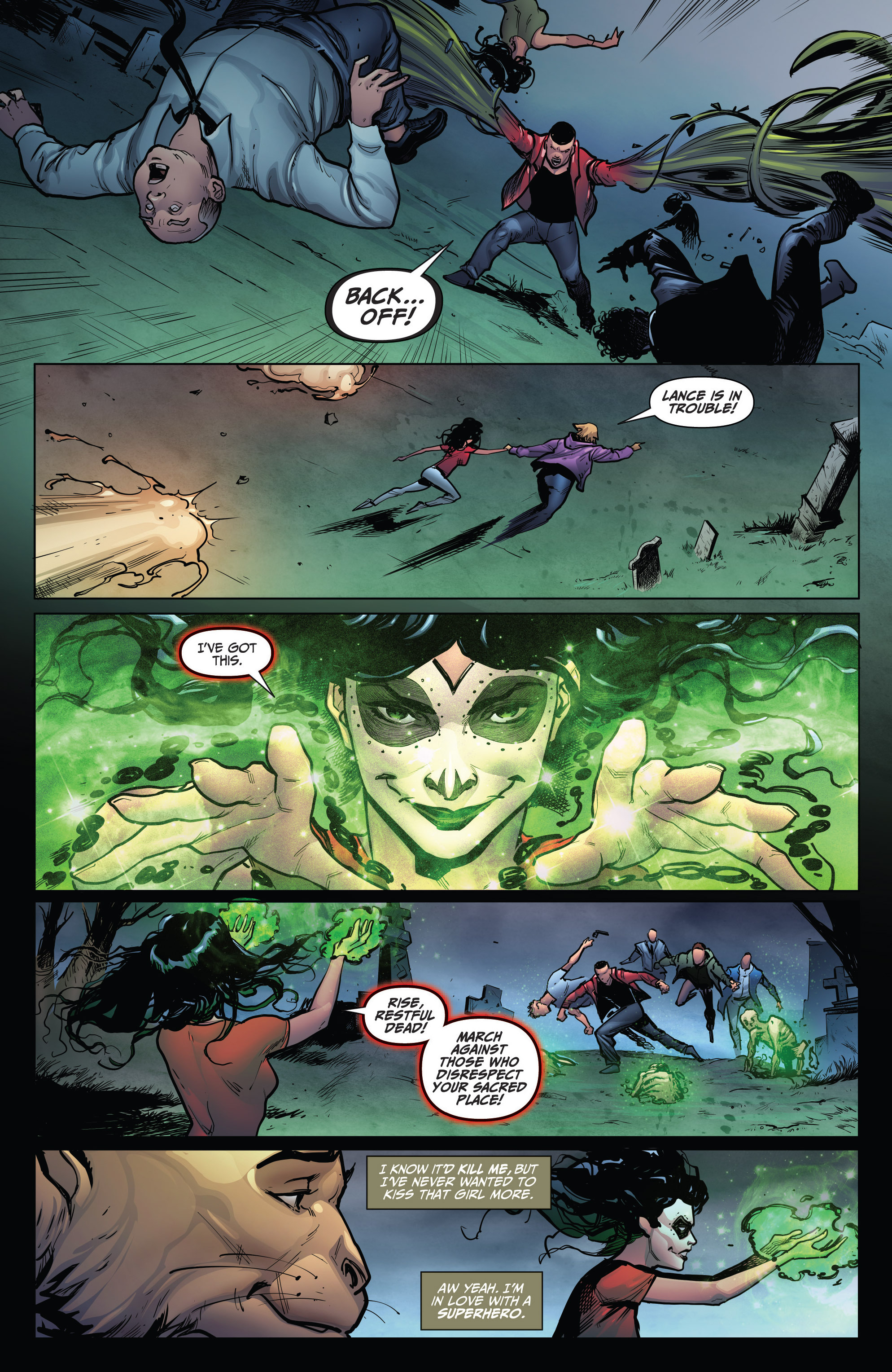 Read online Grimm Fairy Tales: Arcane Acre comic -  Issue # TPB 4 - 160