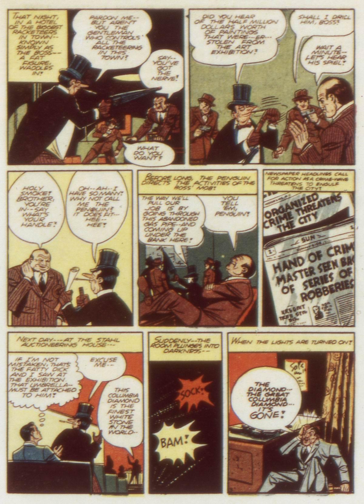 Read online Detective Comics (1937) comic -  Issue #58 - 5