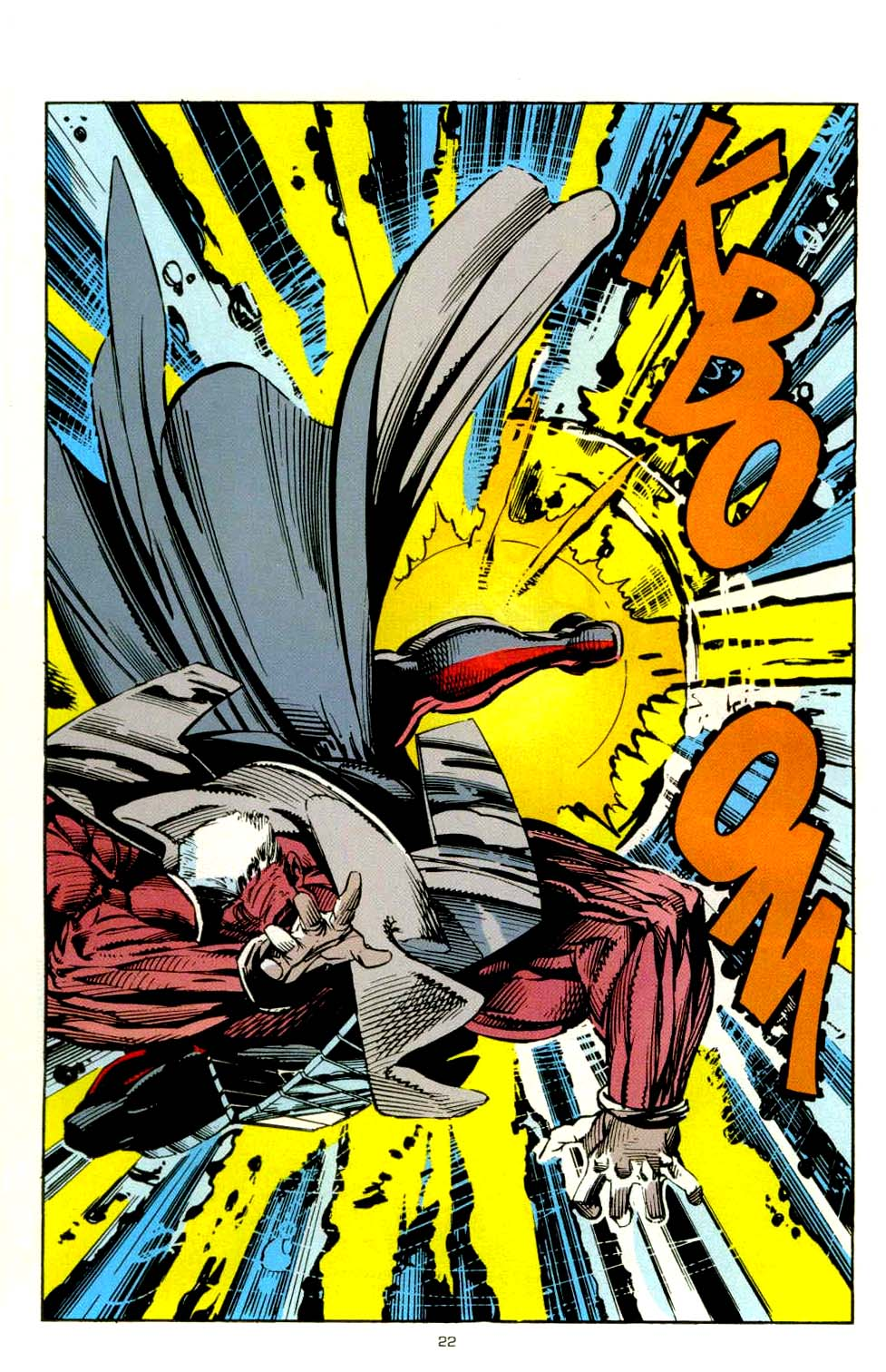Read online 2099 Unlimited comic -  Issue #8 - 20