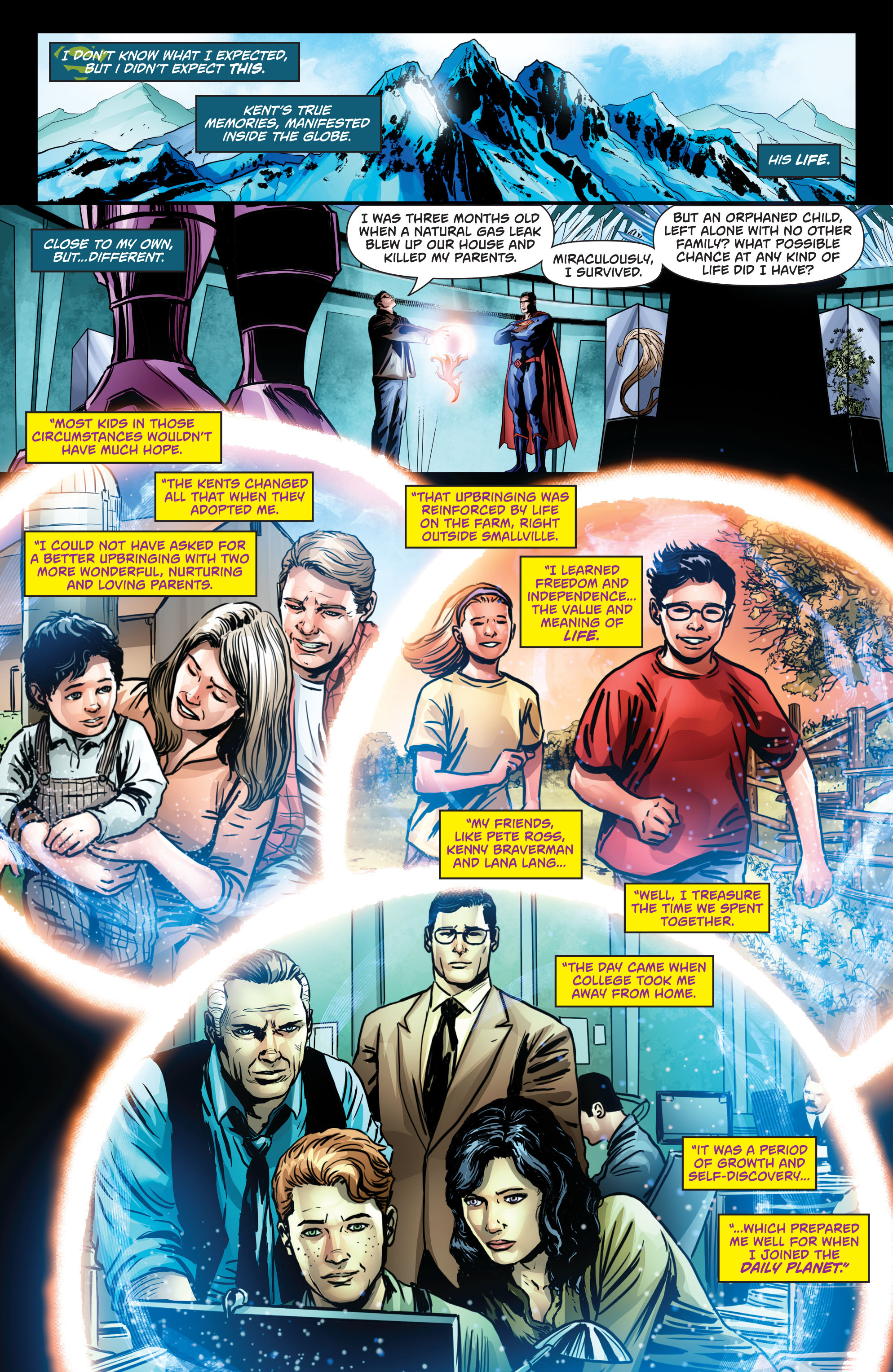 Read online Action Comics (2016) comic -  Issue #964 - 12