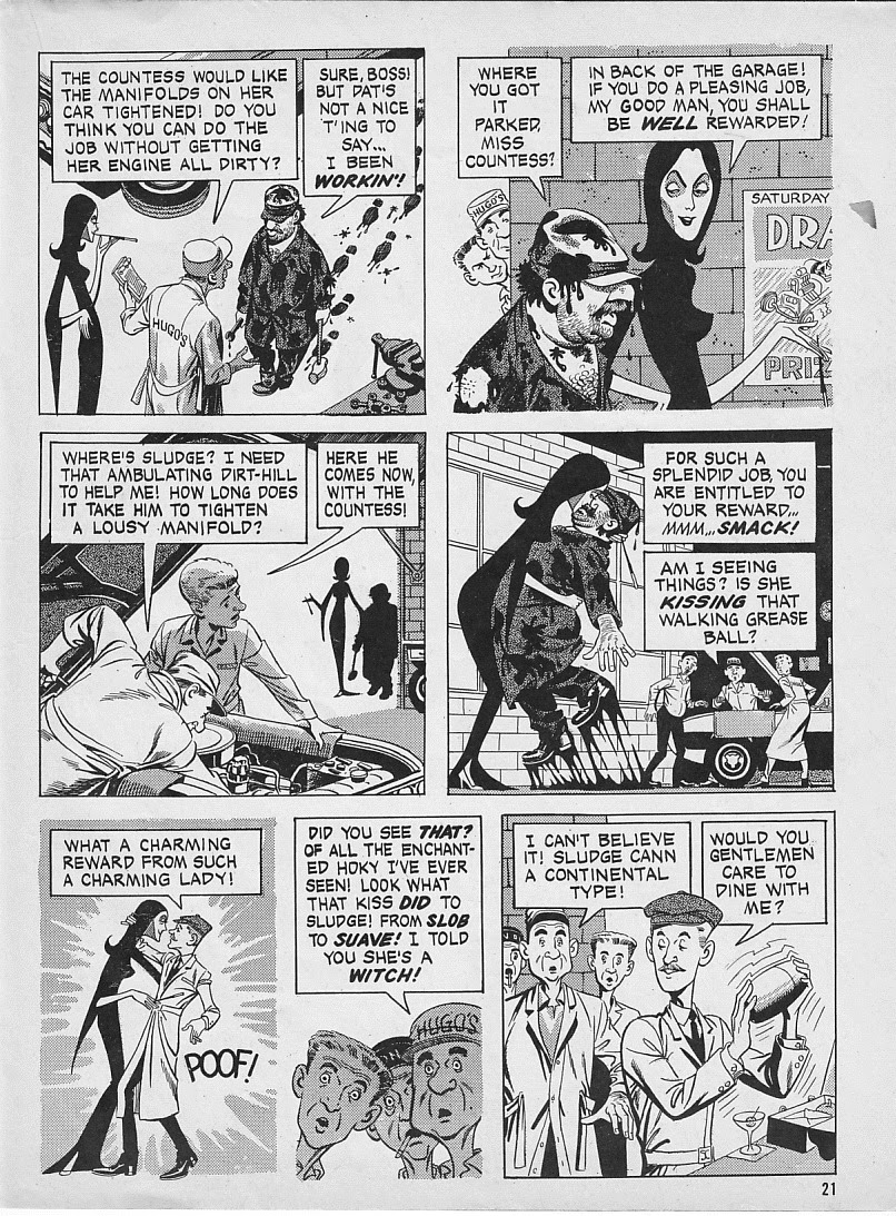 Drag Cartoons issue 1 - Page 23