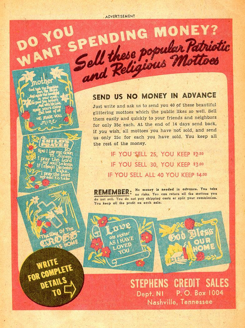 Read online Adventure Comics (1938) comic -  Issue #254 - 34