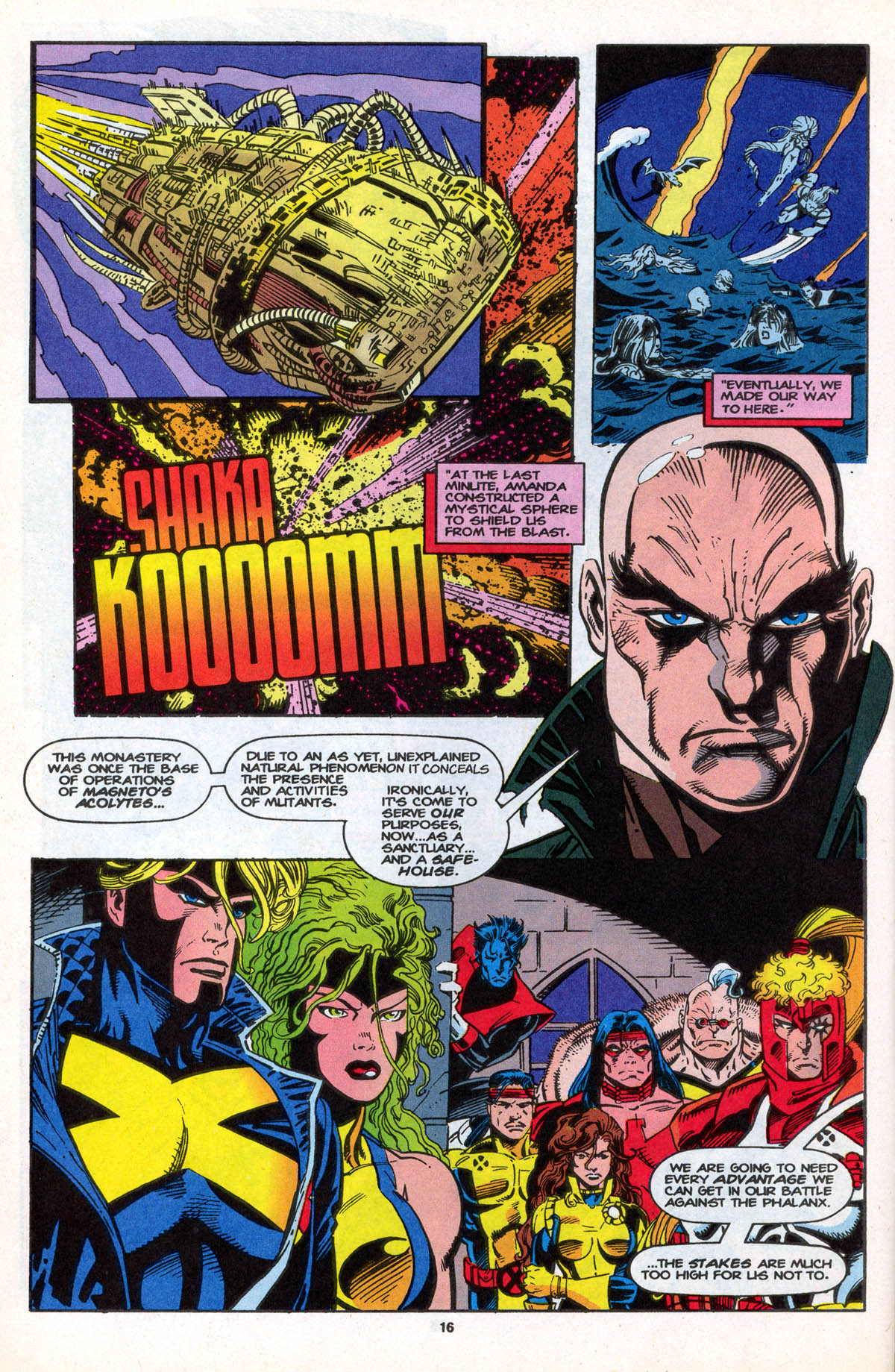 Read online X-Factor (1986) comic -  Issue #106 - 18