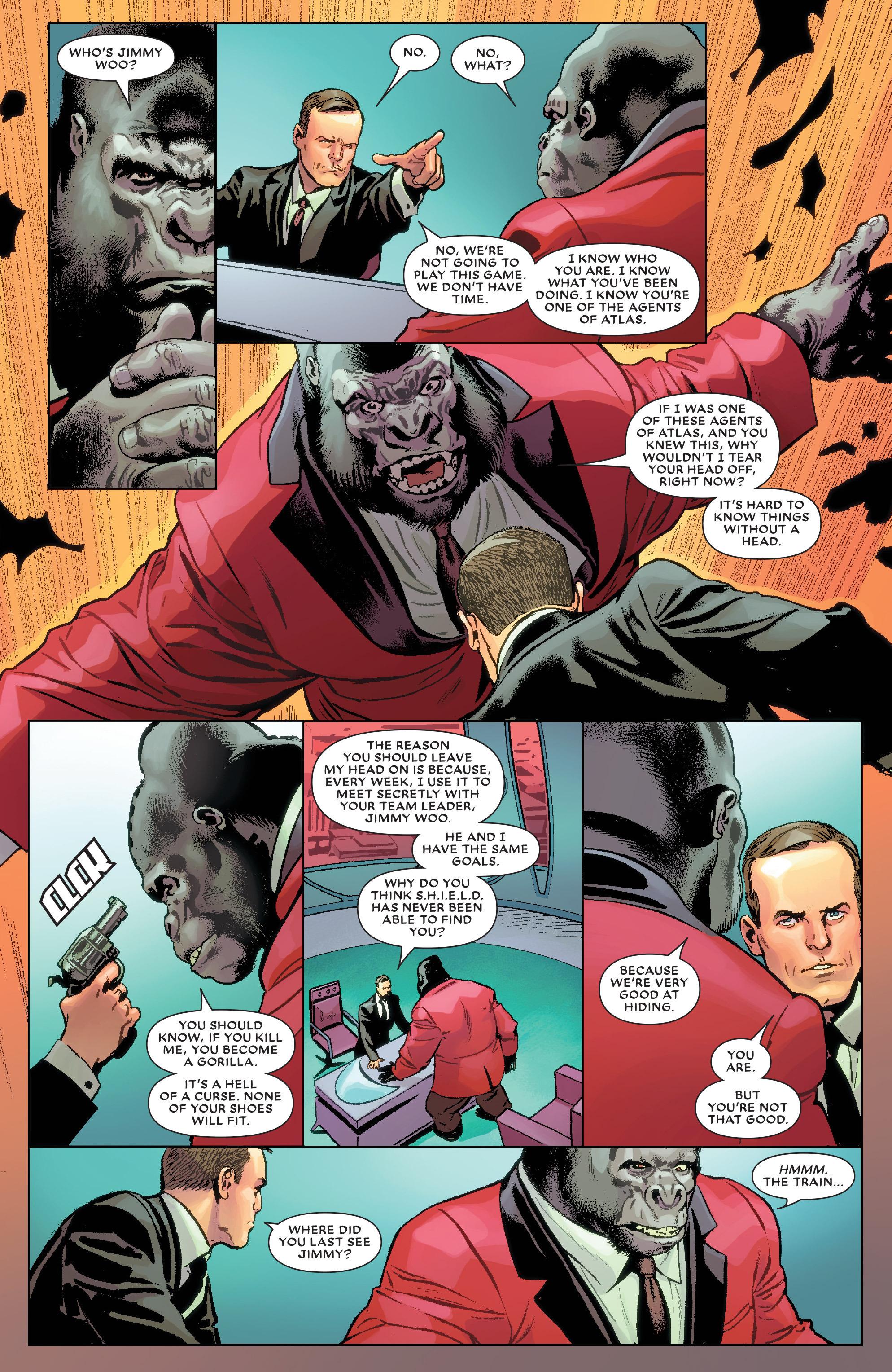 Read online Secret Wars Journal/Battleworld comic -  Issue # TPB - 94