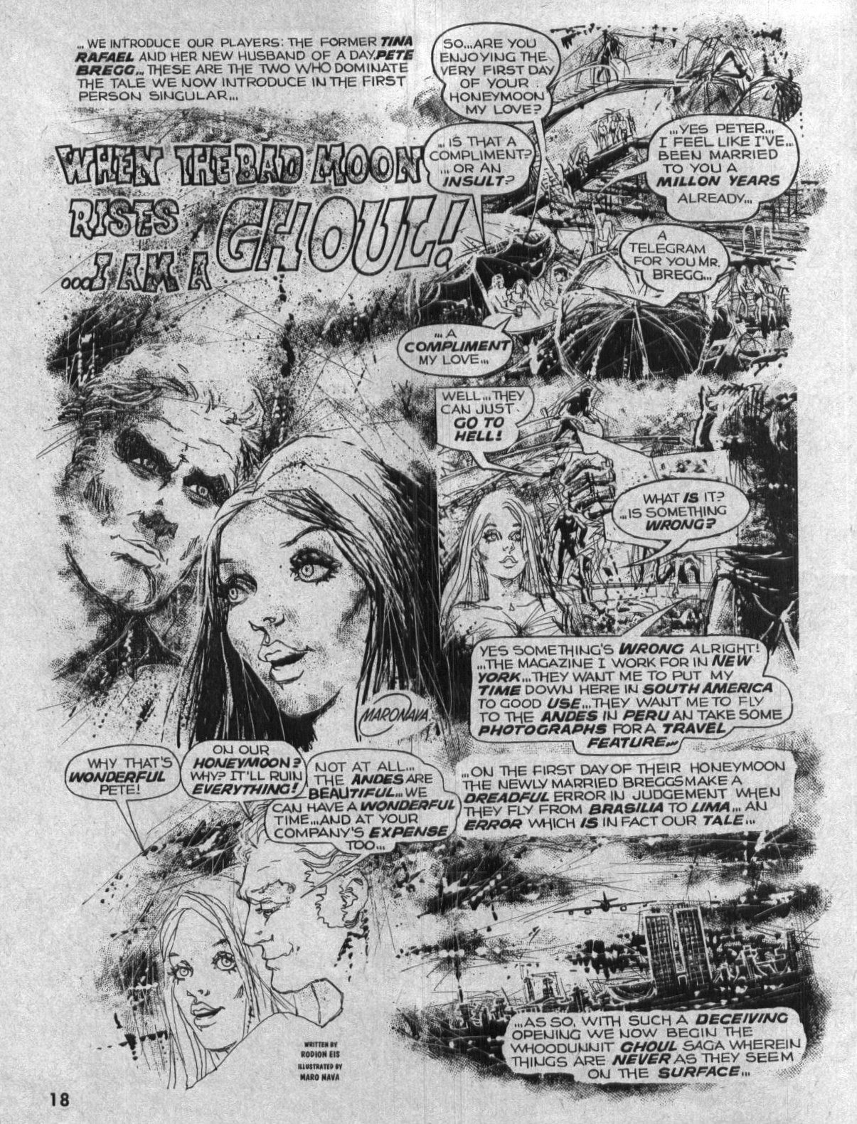 Psycho issue 15 - Page 18