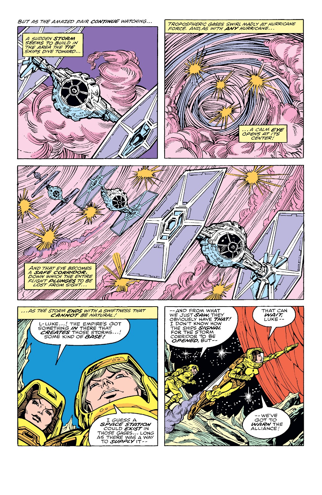Read online Star Wars Legends: The Original Marvel Years - Epic Collection comic -  Issue # TPB 2 (Part 1) - 39