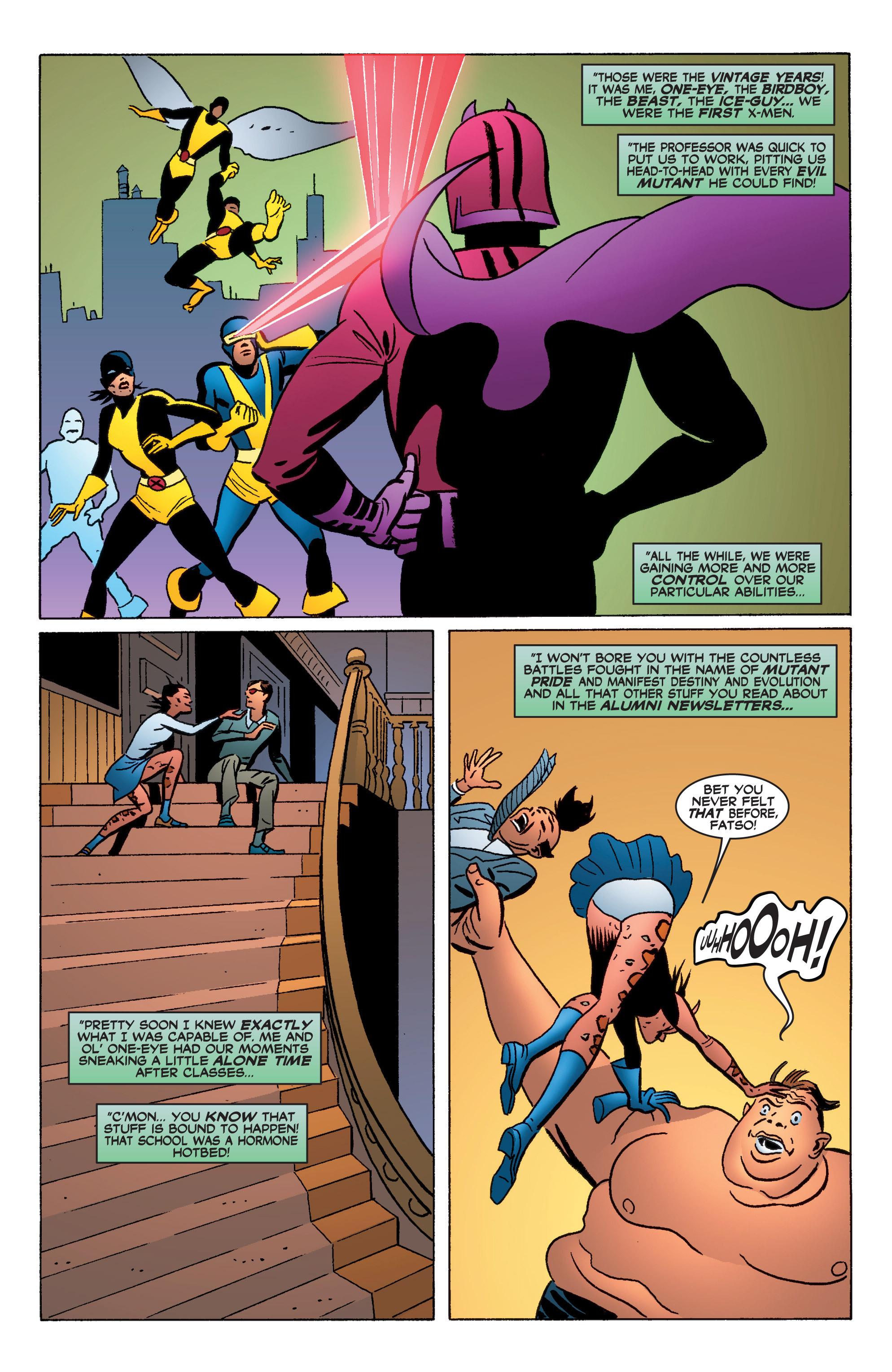 Read online Uncanny X-Men (1963) comic -  Issue #400 - 28