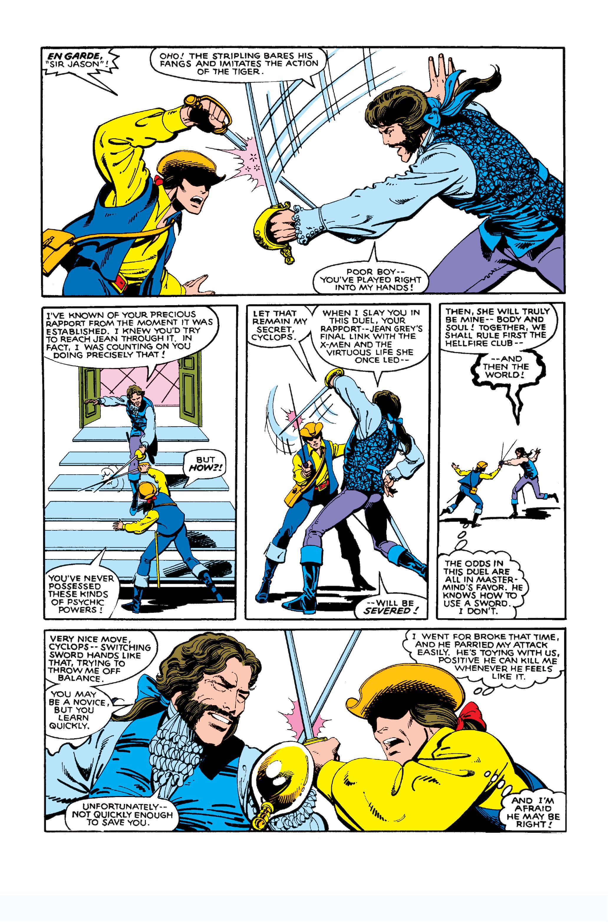 Read online Uncanny X-Men (1963) comic -  Issue #133 - 15