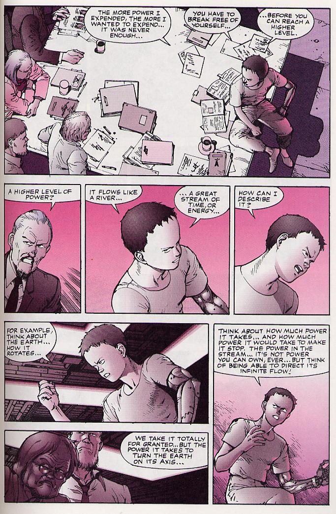 Read online Akira comic -  Issue #26 - 62