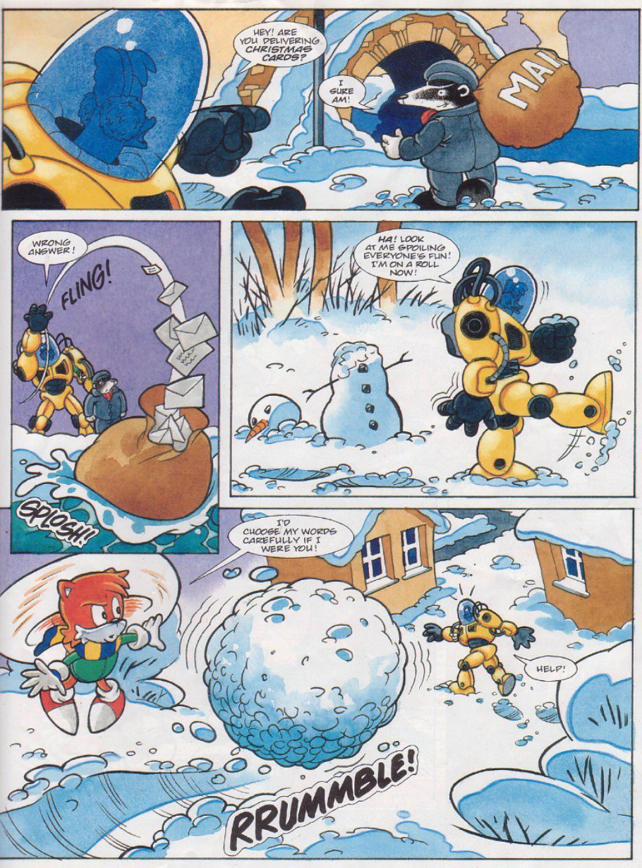 Read online Sonic the Comic comic -  Issue #119 - 13