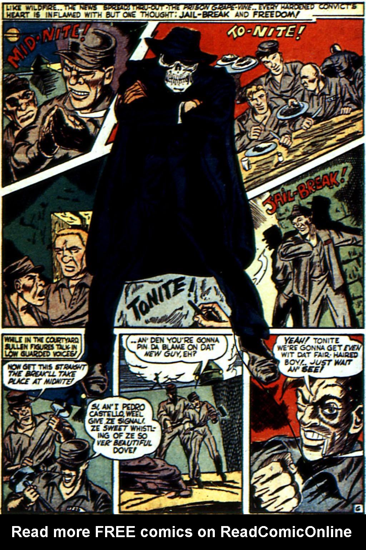 Read online All-Winners Comics comic -  Issue #3 - 34