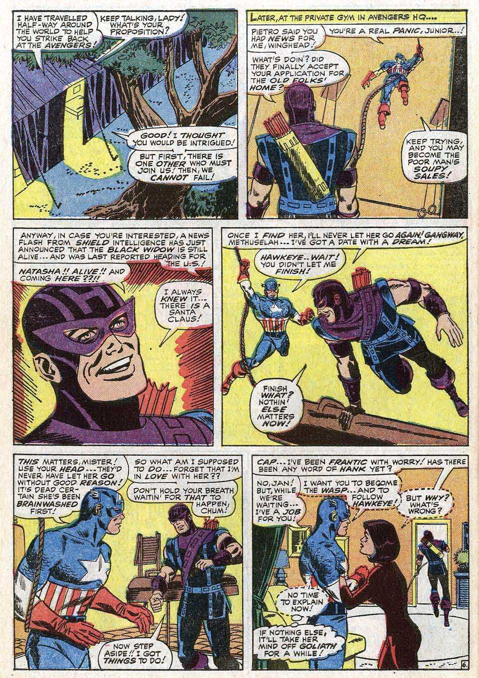 The Avengers (1963) 29 Page 9