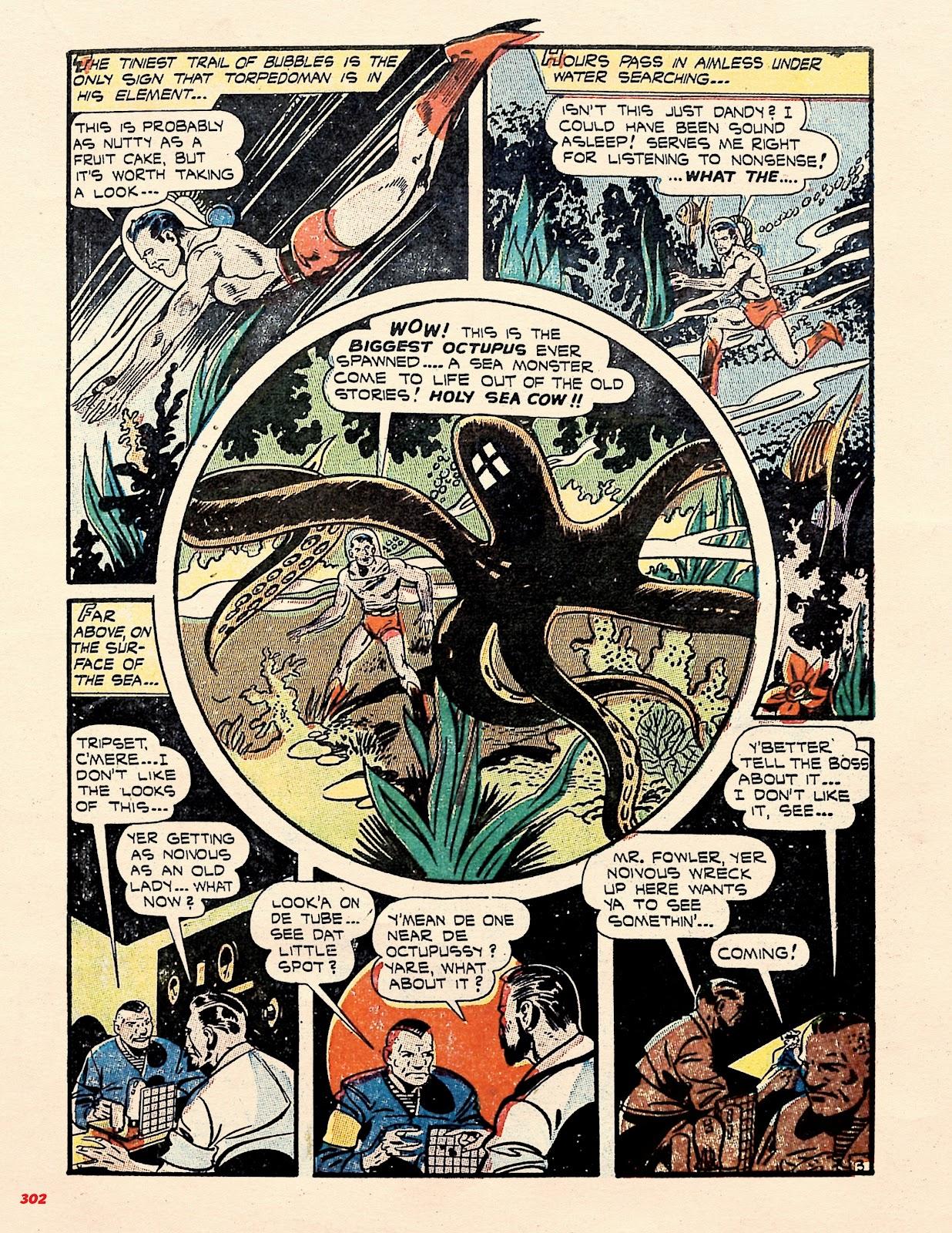 Read online Super Weird Heroes comic -  Issue # TPB 2 (Part 3) - 102