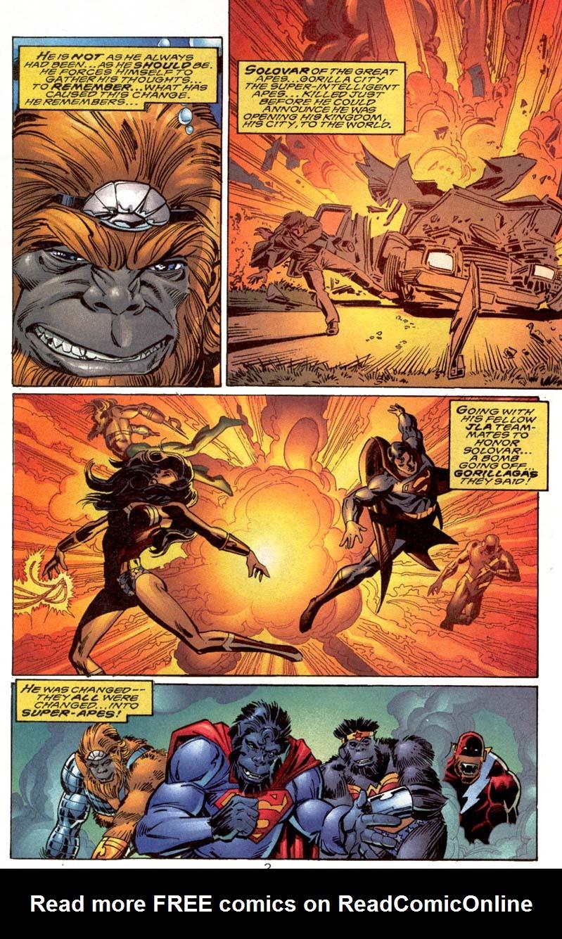 Read online Aquaman (1994) comic -  Issue #Aquaman (1994) _Annual 5 - 3