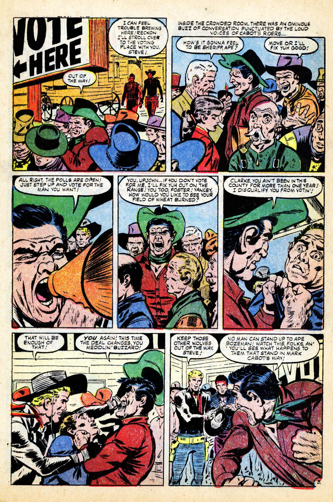 Read online Two-Gun Kid comic -  Issue #26 - 5