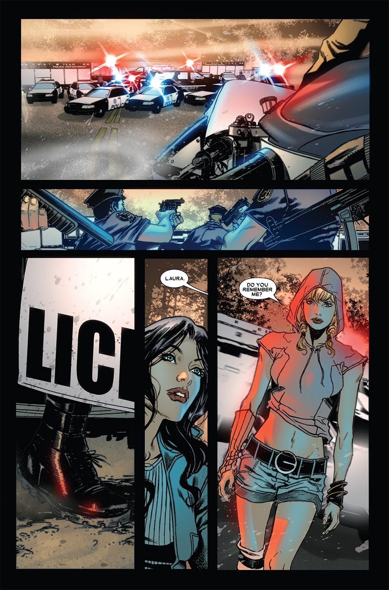 Read online X-23 (2010) comic -  Issue #4 - 20