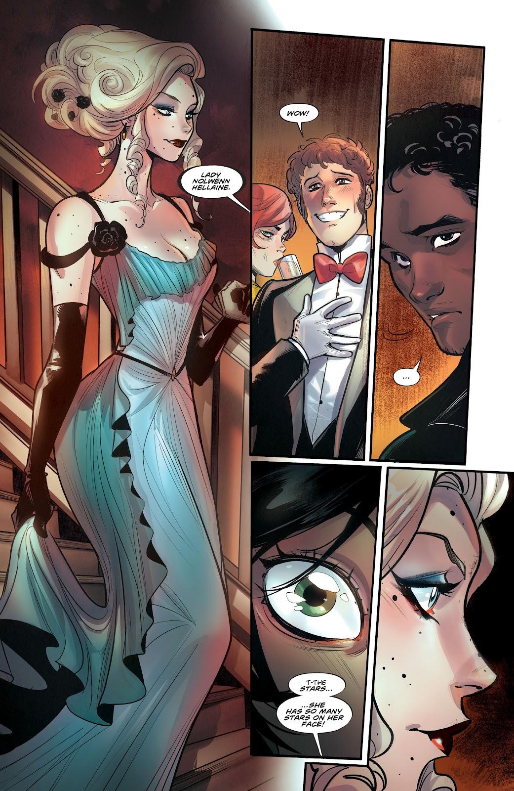 Read online Mirka Andolfo's Mercy comic -  Issue #2 - 16