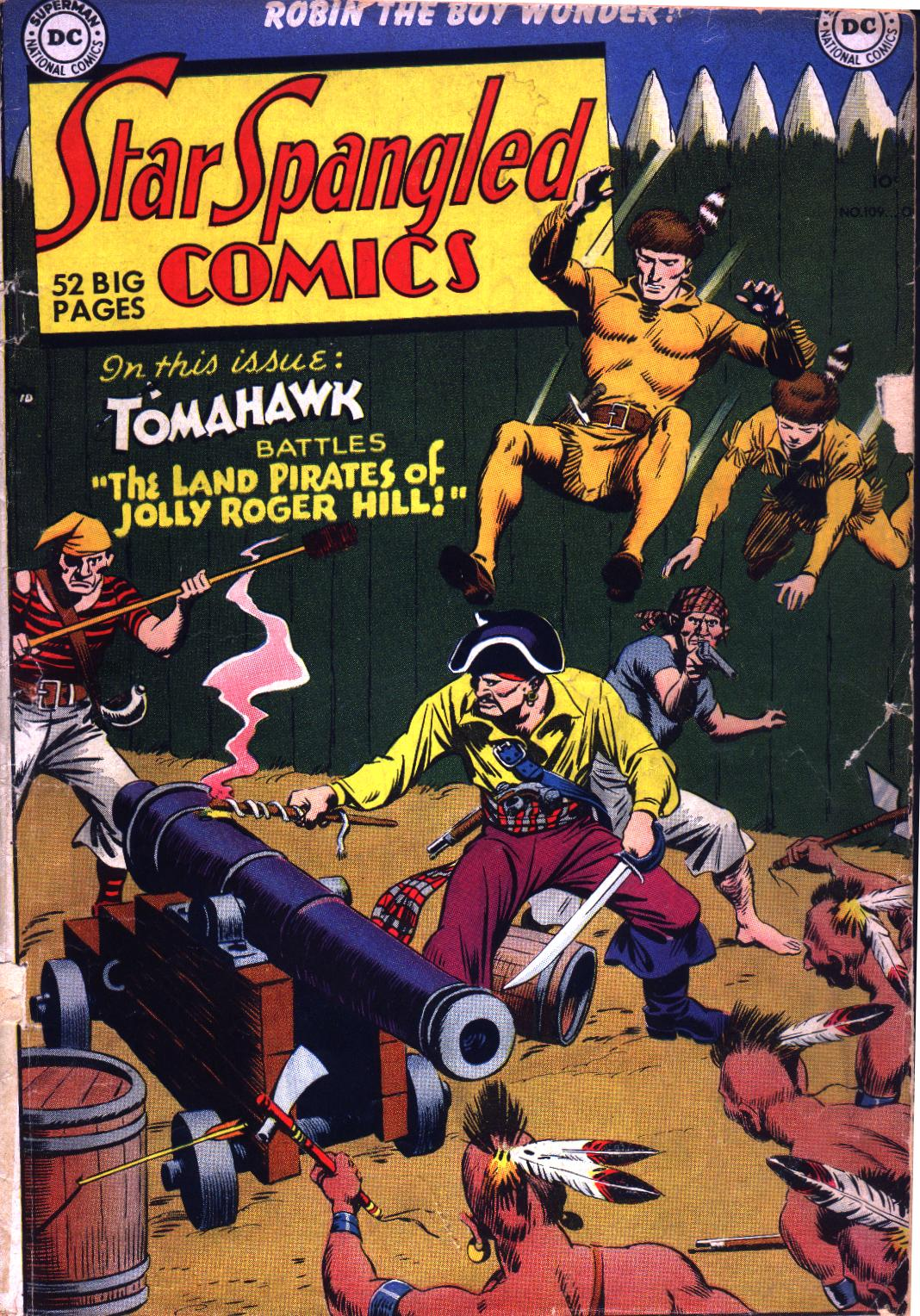 Star Spangled Comics (1941) 109 Page 1
