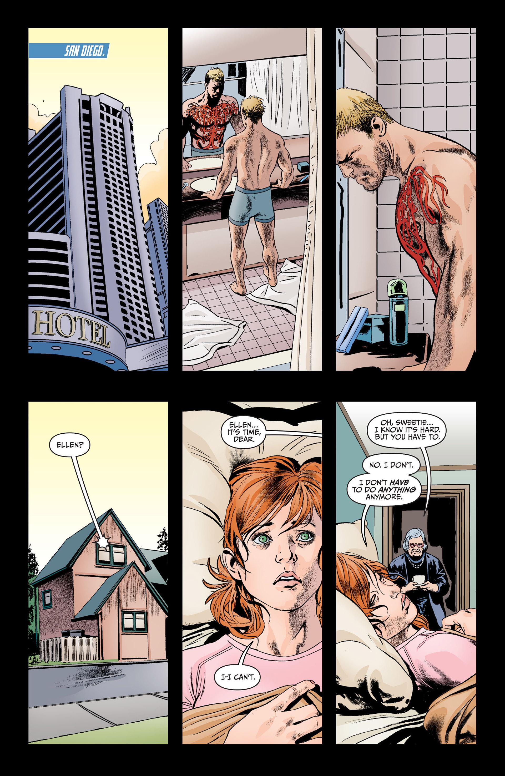 Read online Animal Man (2011) comic -  Issue #19 - 2
