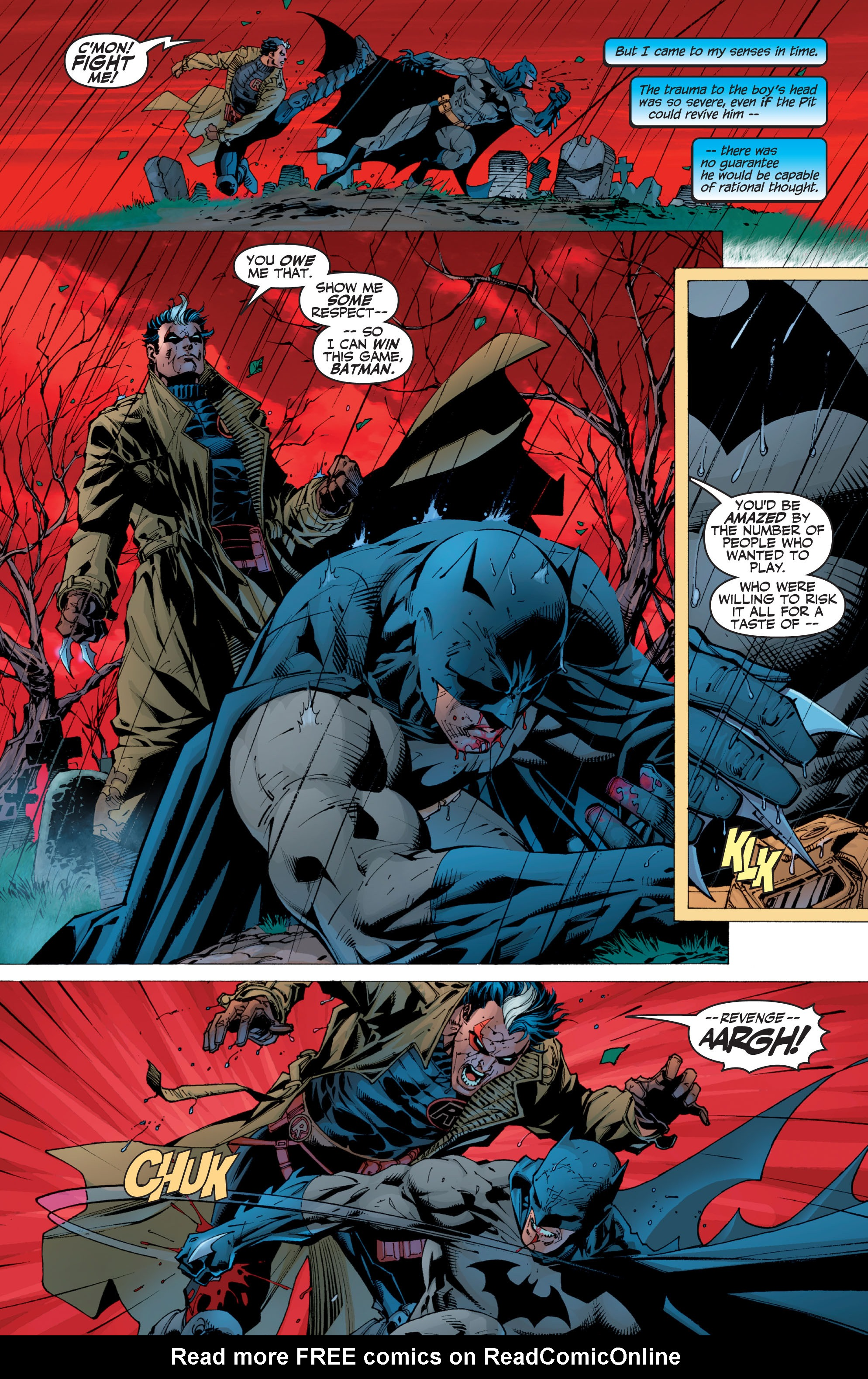 Read online Batman: Under The Red Hood comic -  Issue # Full - 367