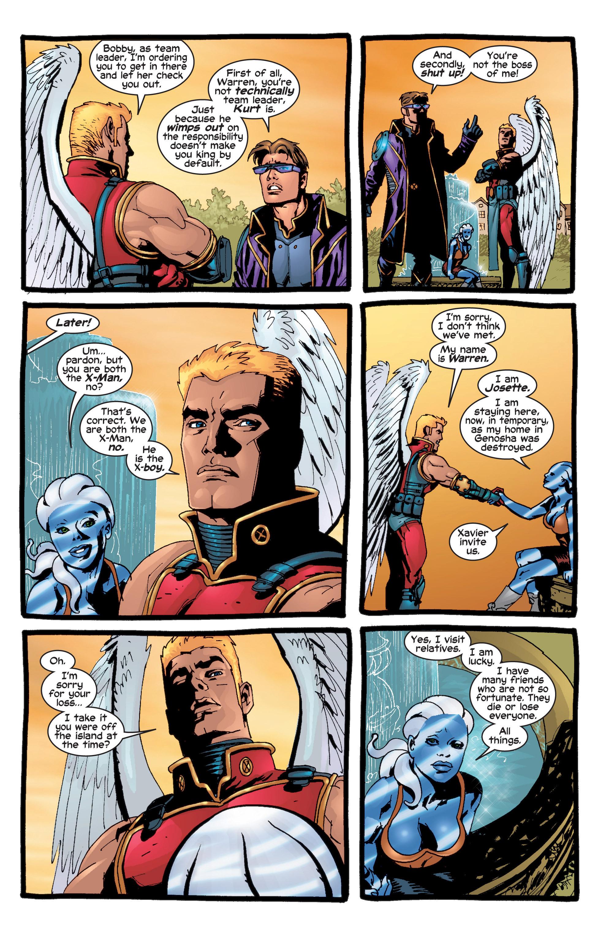 Read online Uncanny X-Men (1963) comic -  Issue #415 - 5