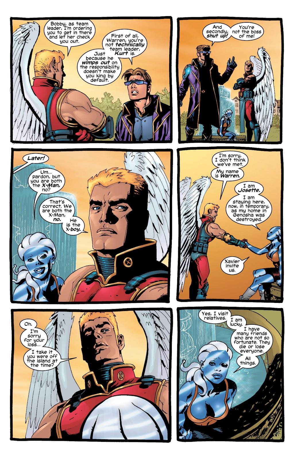 Uncanny X-Men (1963) issue 415 - Page 5