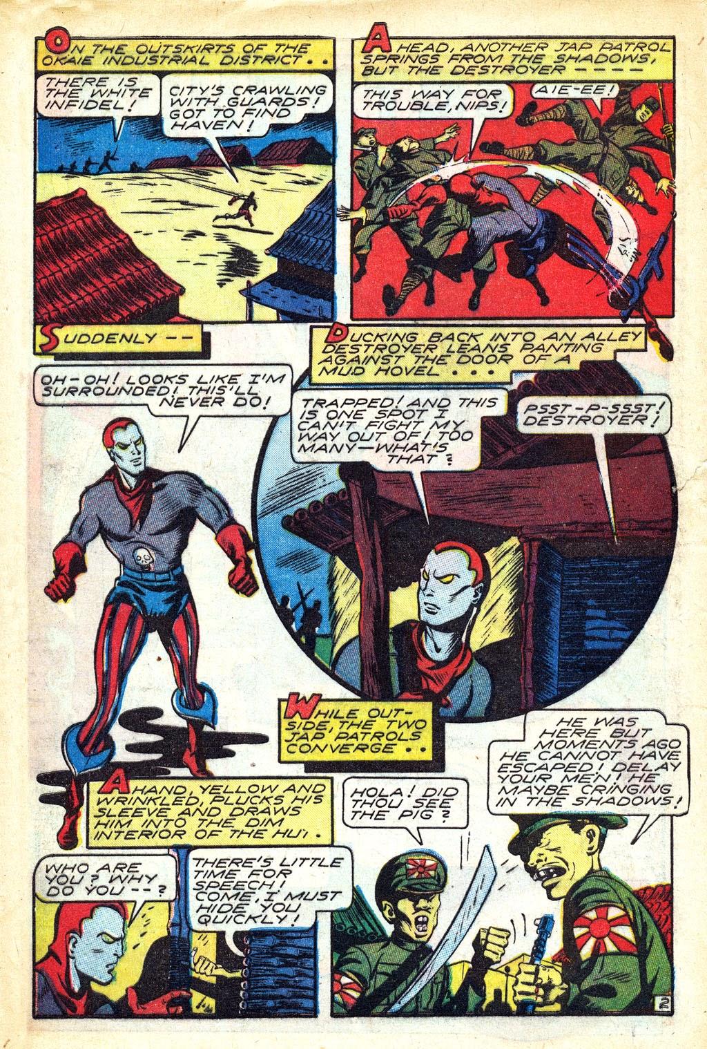 Read online Mystic Comics (1944) comic -  Issue #3 - 28