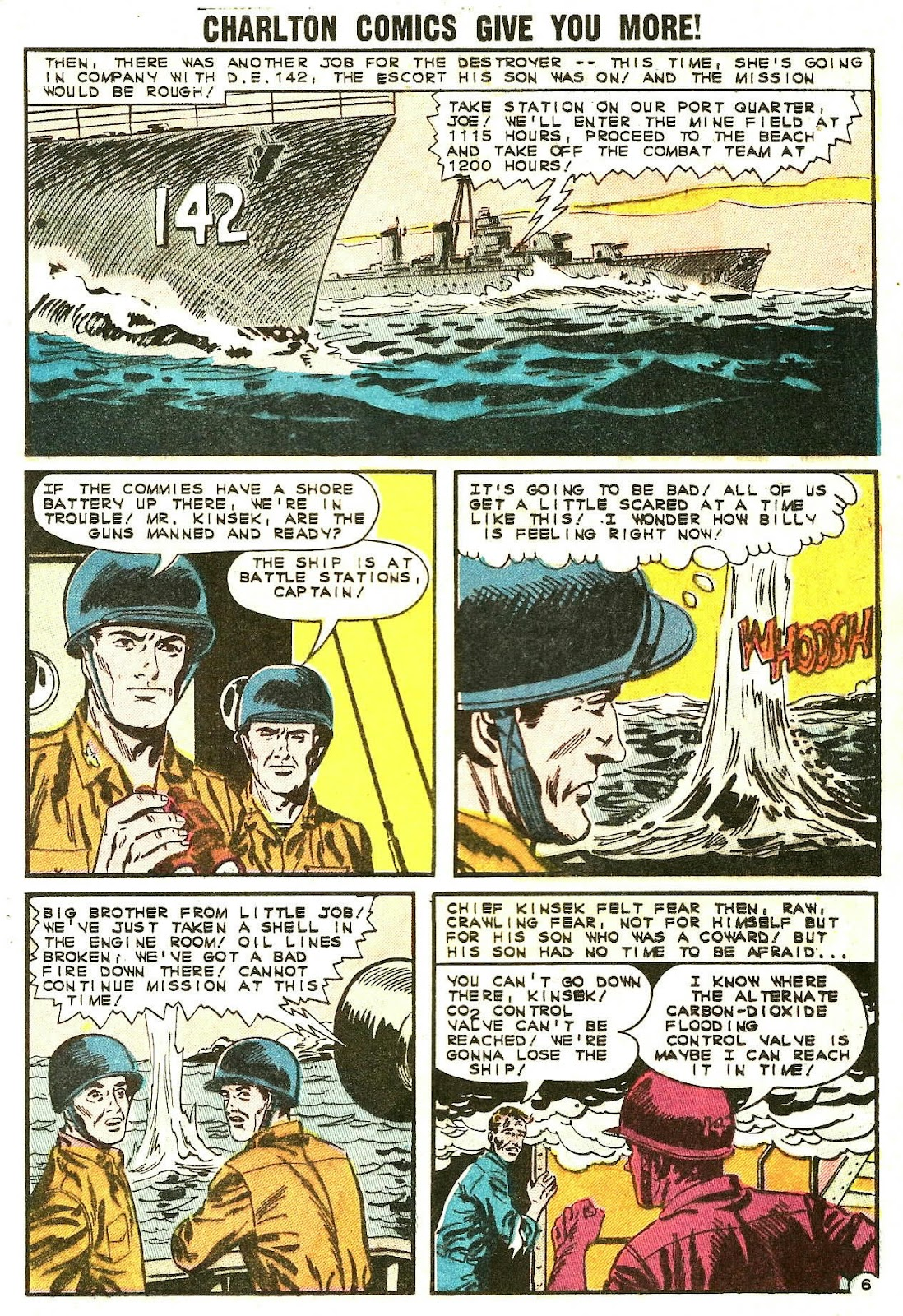 Read online Fightin' Navy comic -  Issue #107 - 13