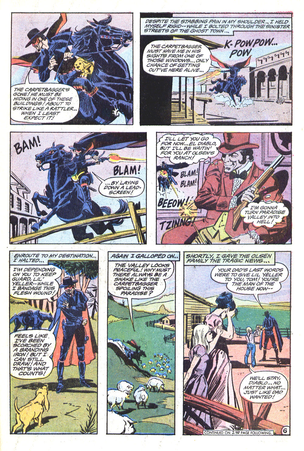 Read online All-Star Western (1970) comic -  Issue #5 - 27