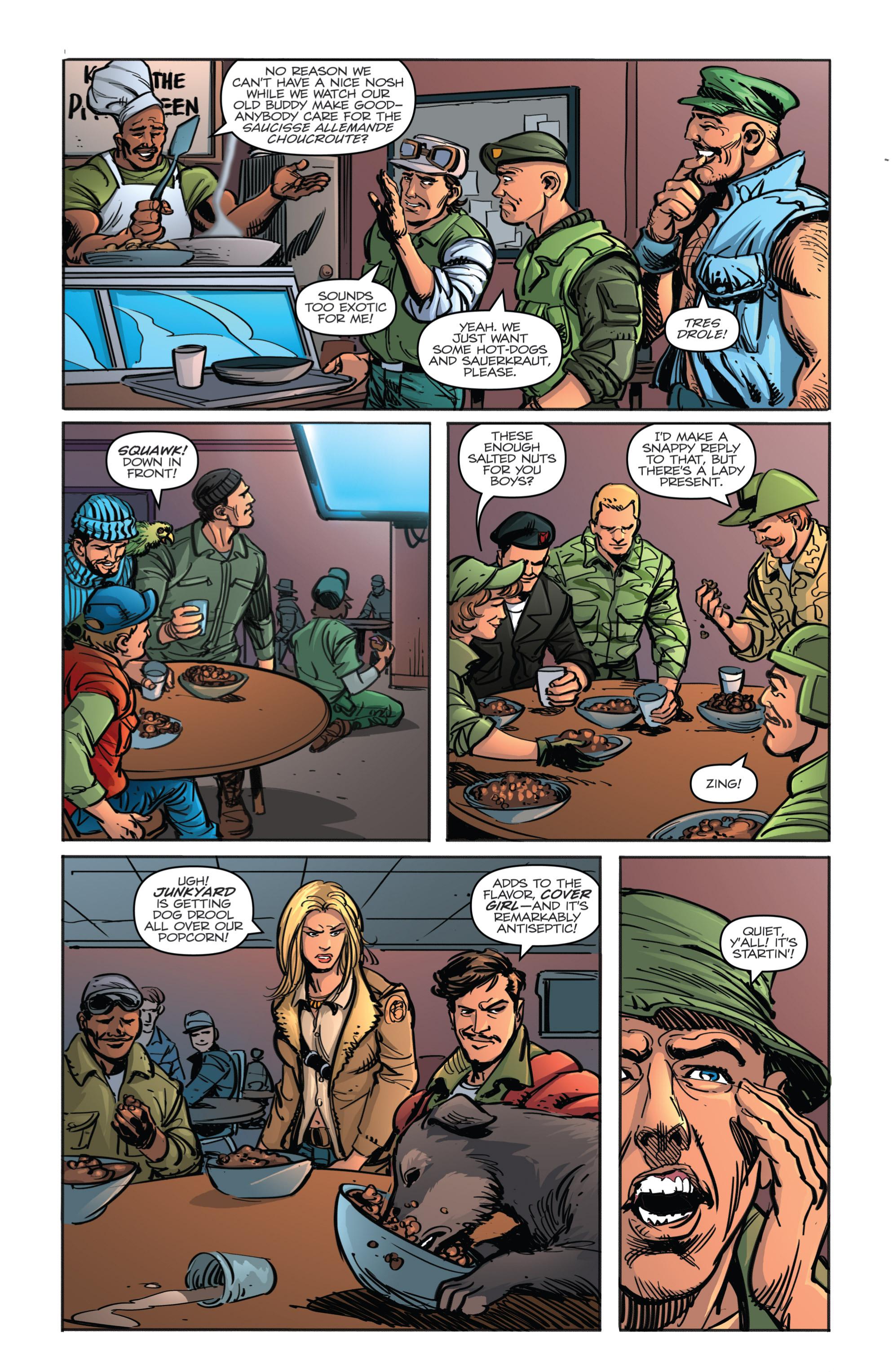 G.I. Joe: A Real American Hero 193 Page 9
