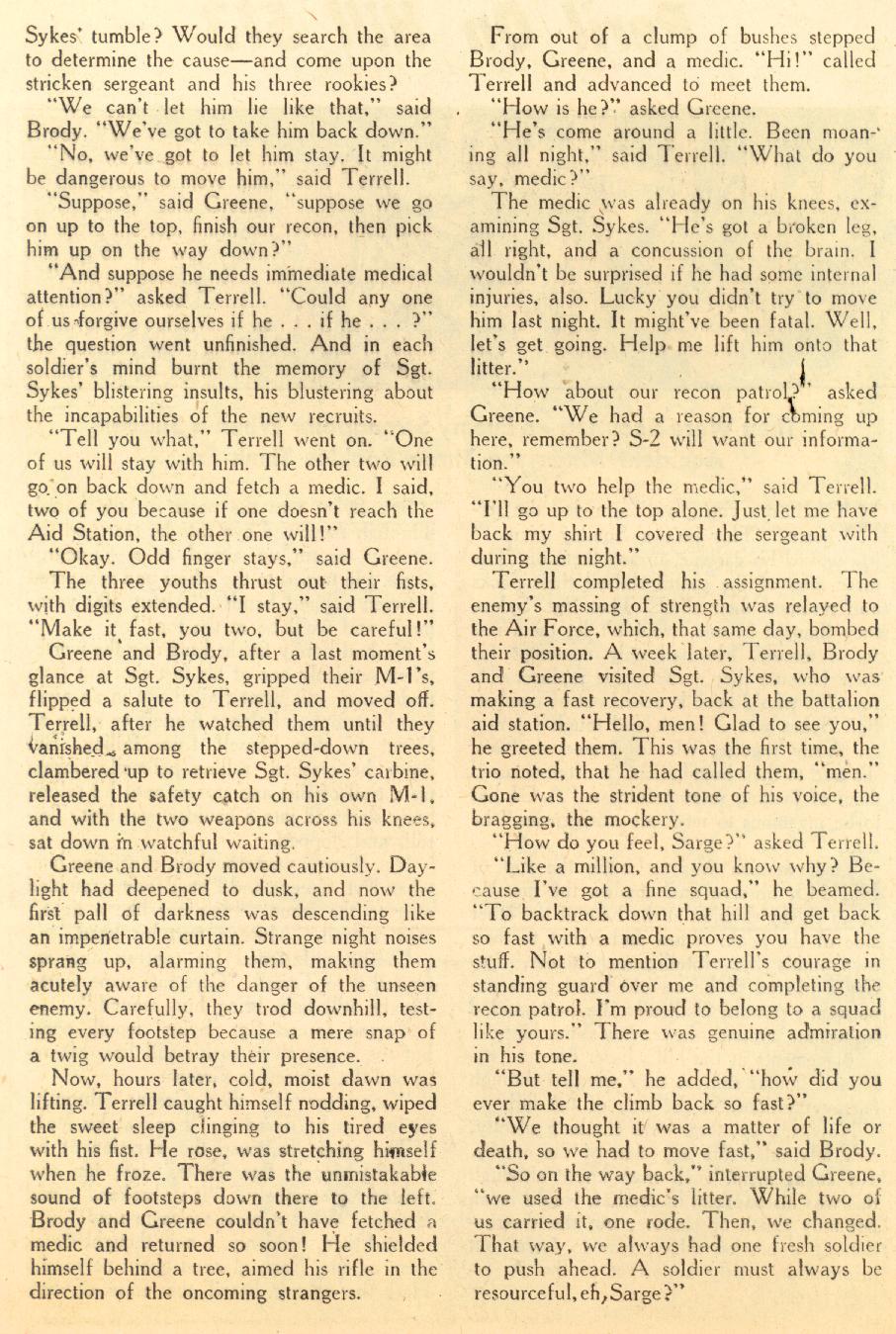 Read online Adventure Comics (1938) comic -  Issue #233 - 26