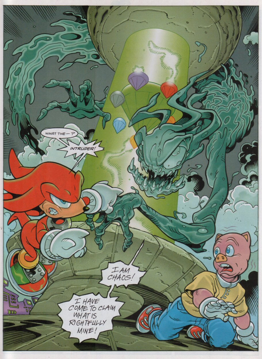 Read online Sonic the Comic comic -  Issue #177 - 6