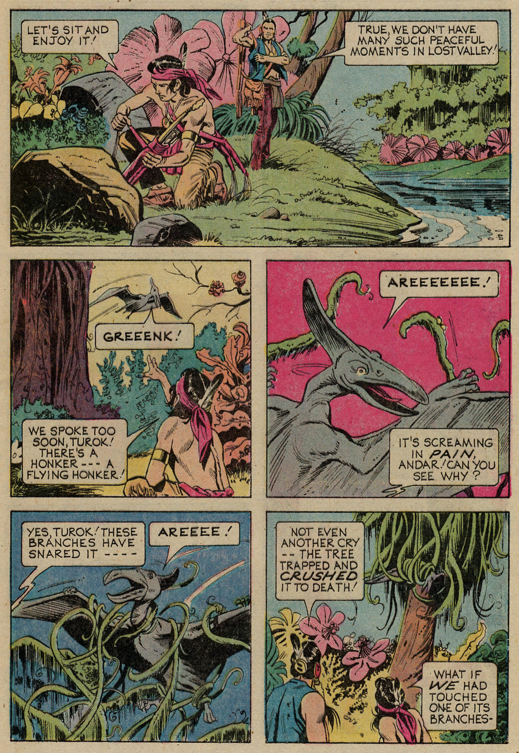Read online Turok, Son of Stone comic -  Issue #98 - 4