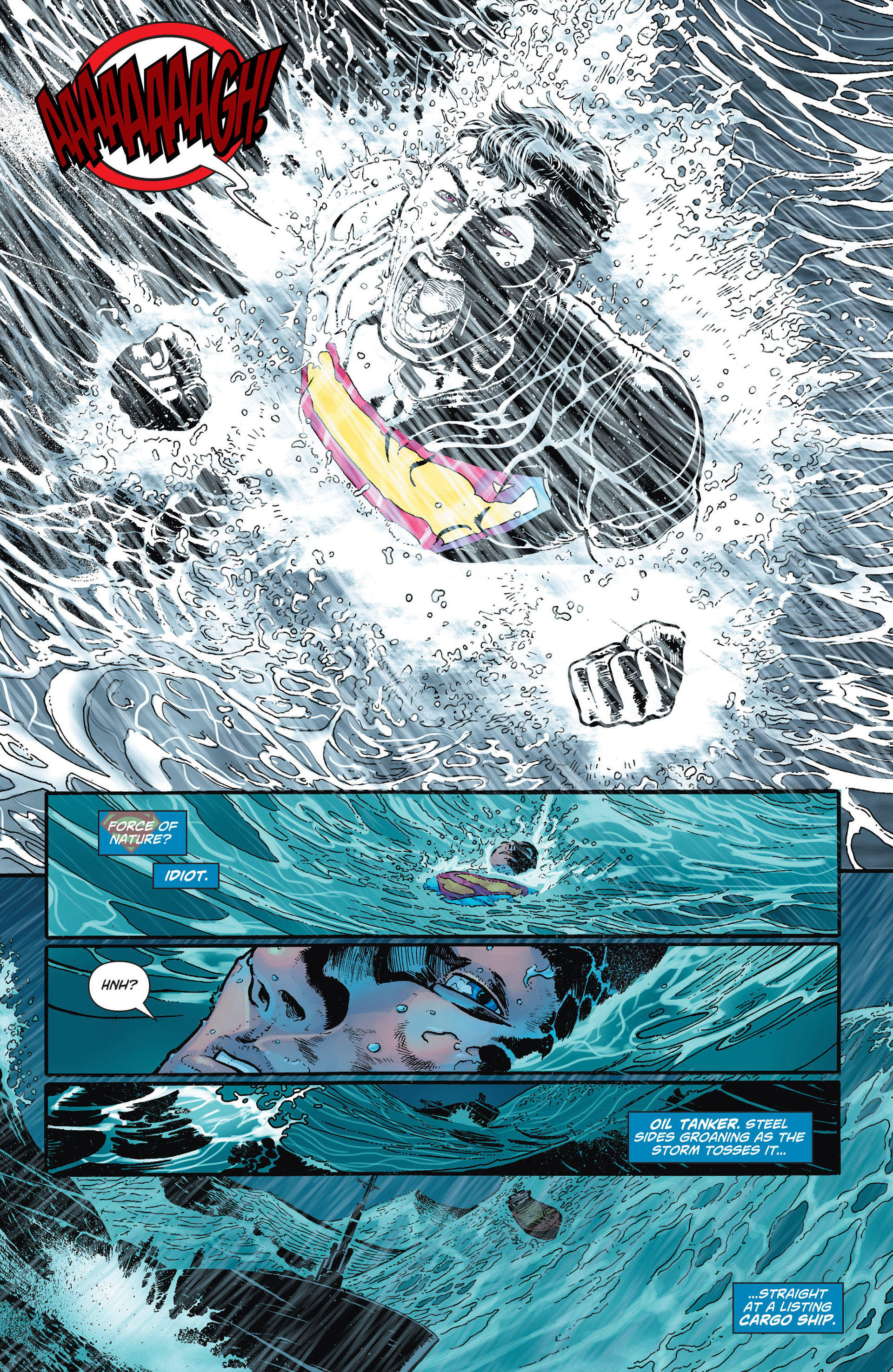 Read online Action Comics (2011) comic -  Issue #25 - 16