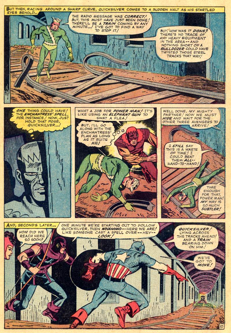 The Avengers (1963) 21 Page 14