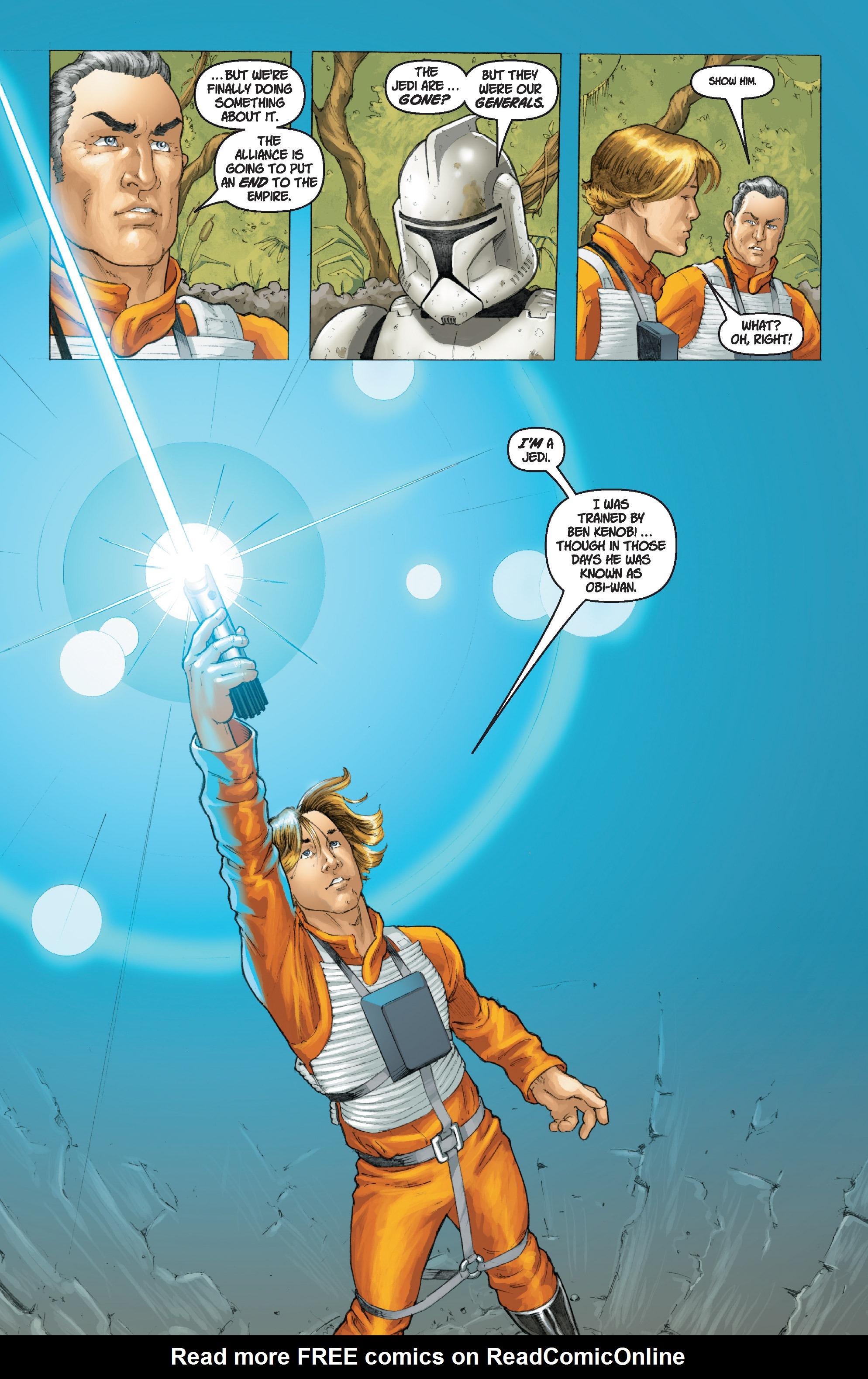 Read online Star Wars Omnibus comic -  Issue # Vol. 20 - 35