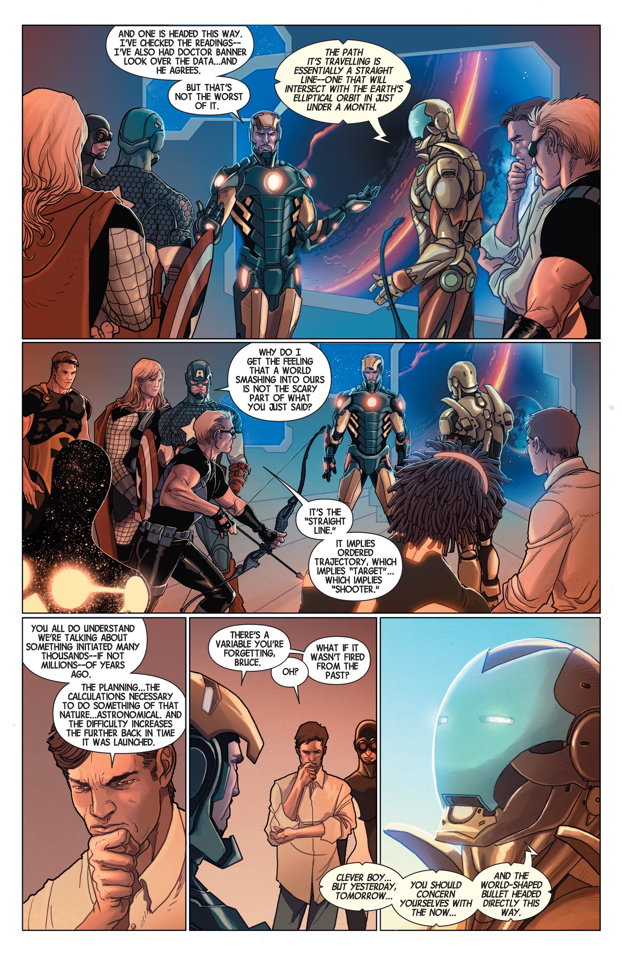 Read online Avengers (2013) comic -  Issue #Avengers (2013) _TPB 5 - 23