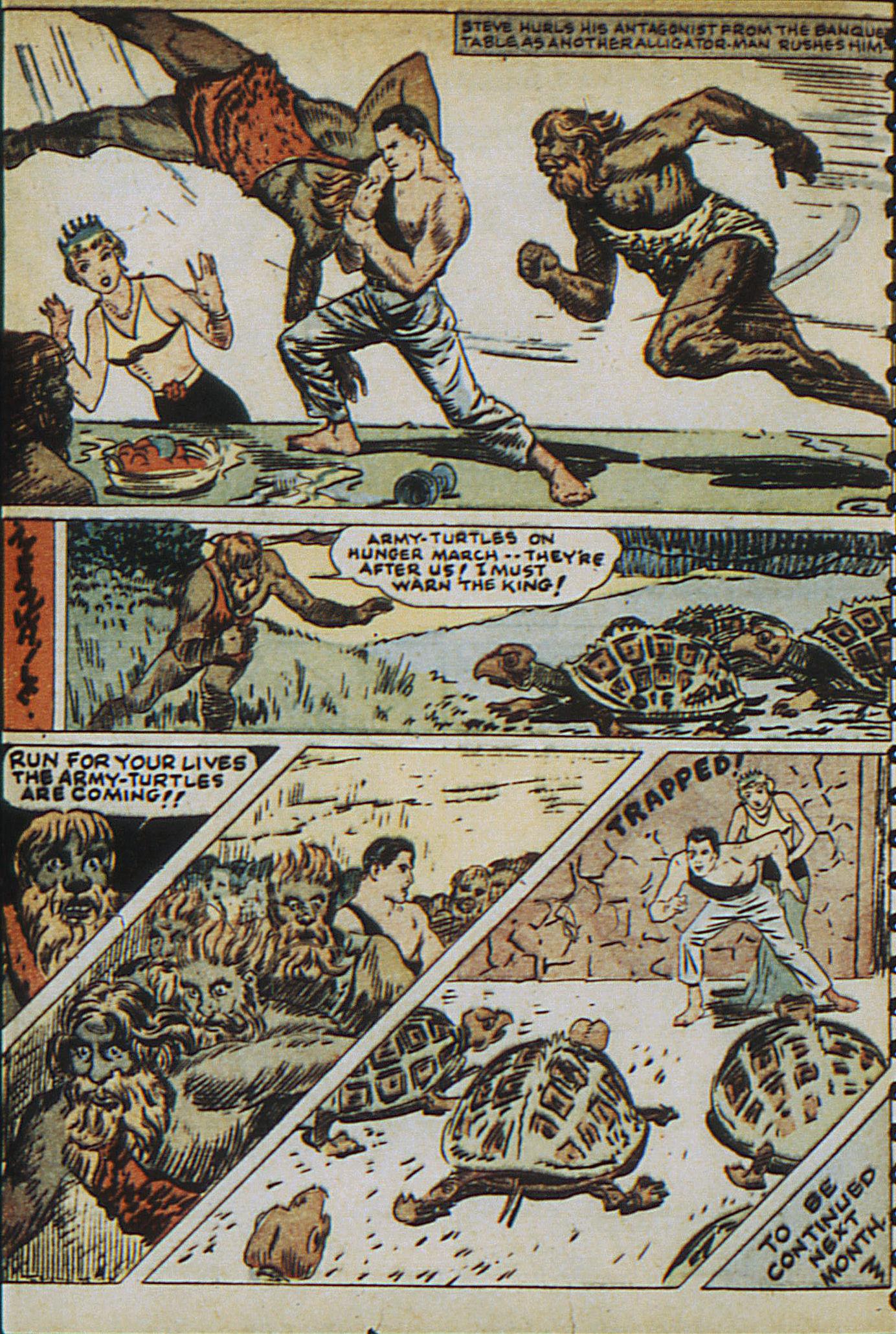 Read online Adventure Comics (1938) comic -  Issue #23 - 6