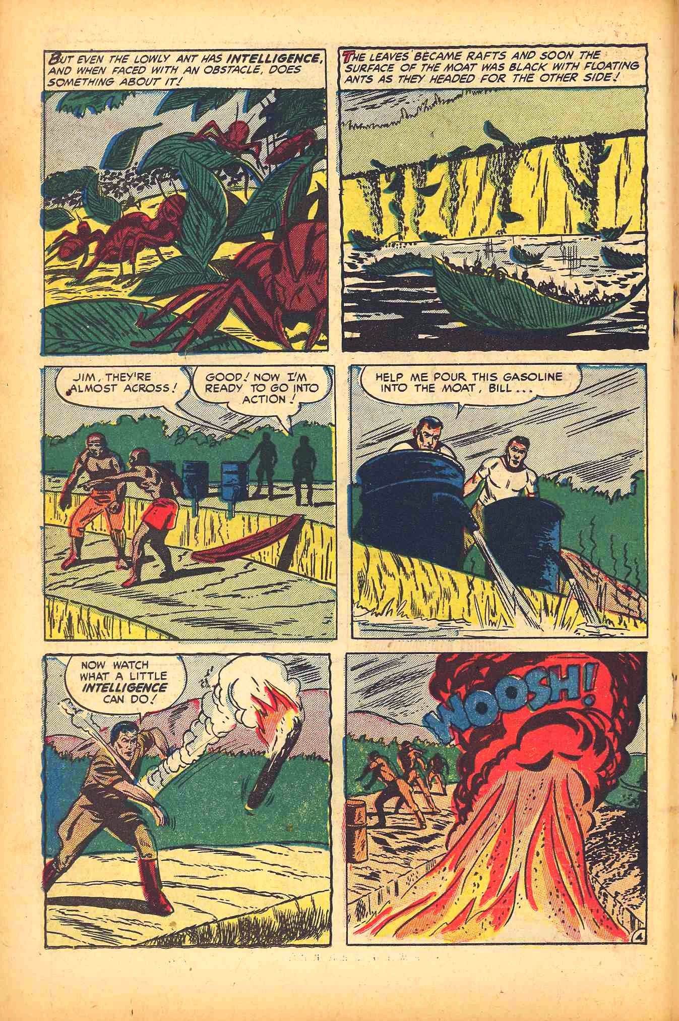 Weird Mysteries (1952) issue 6 - Page 18