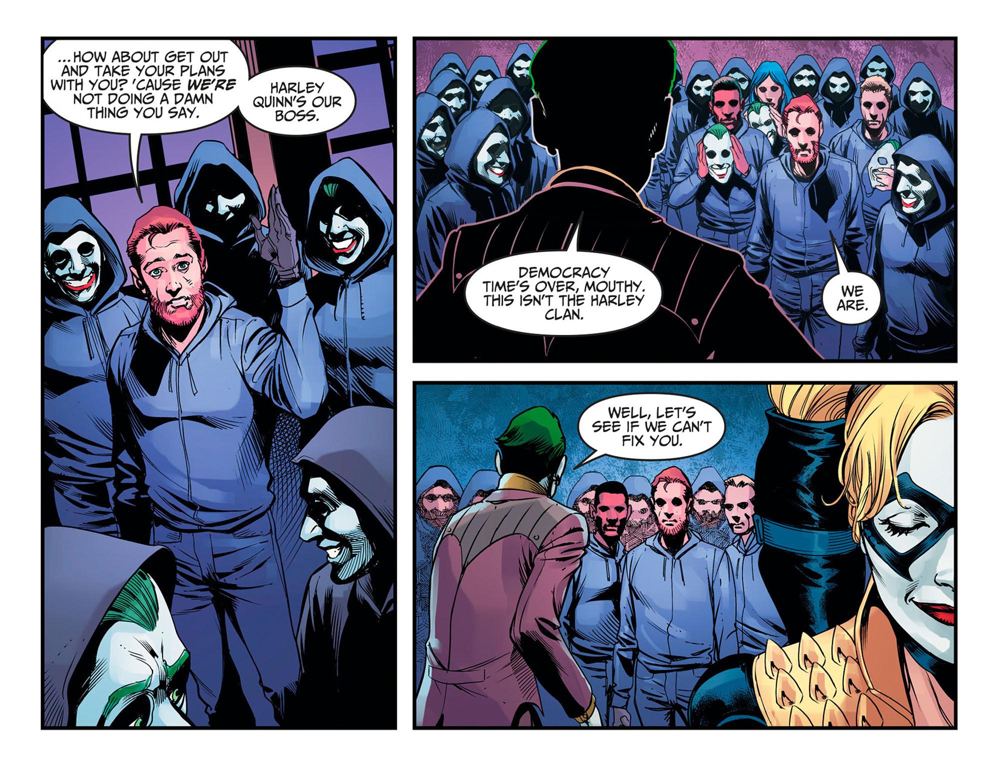 Read online Injustice: Ground Zero comic -  Issue #16 - 13