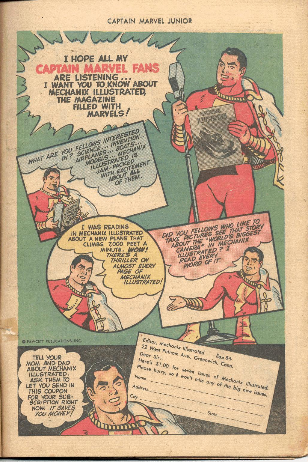 Captain Marvel, Jr. issue 38 - Page 30