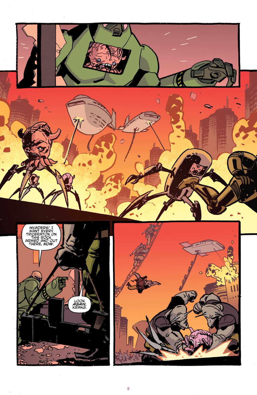 Read online Teenage Mutant Ninja Turtles: The IDW Collection comic -  Issue # TPB 4 (Part 1) - 41