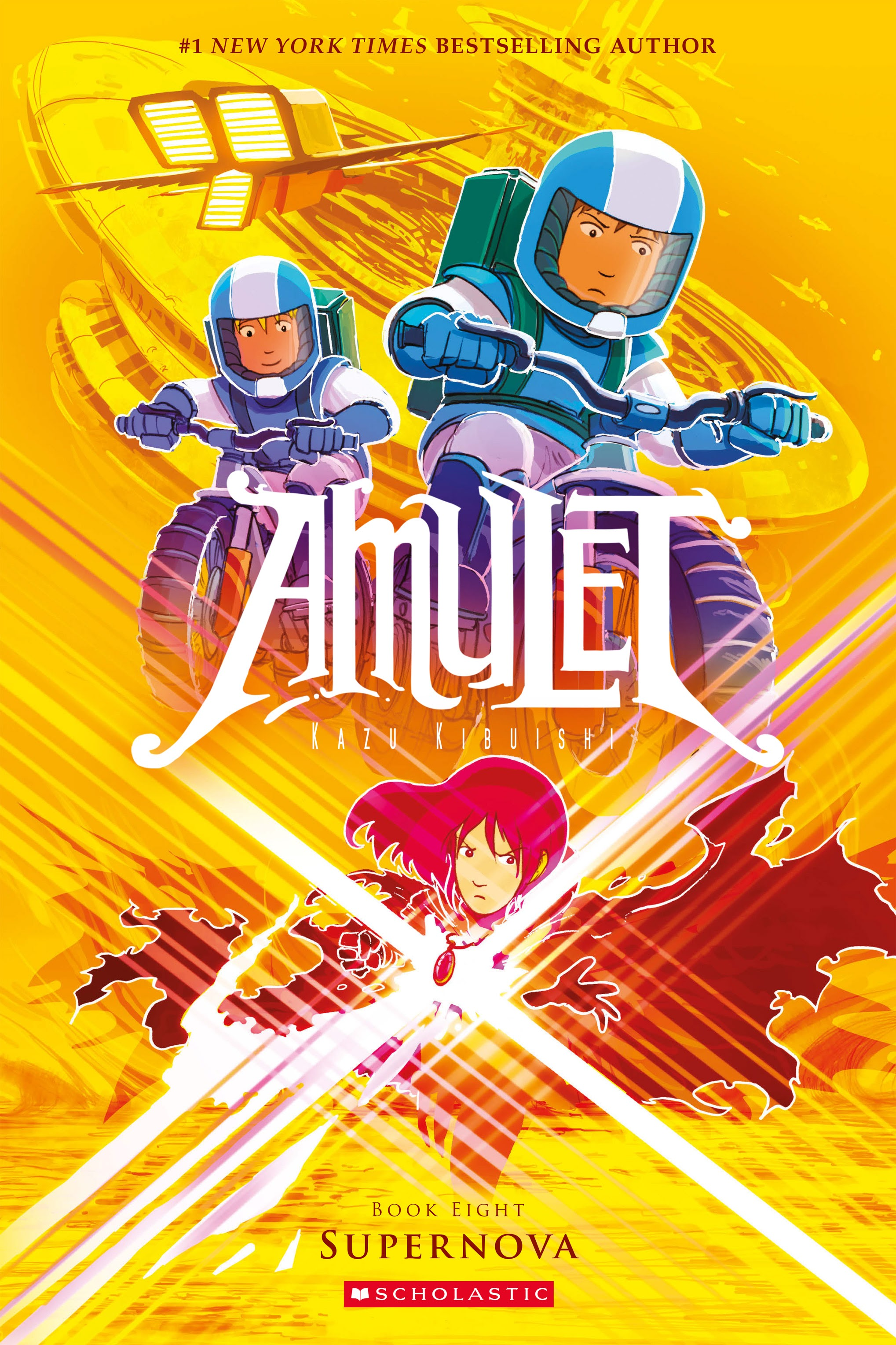 Amulet issue 8 - Page 1