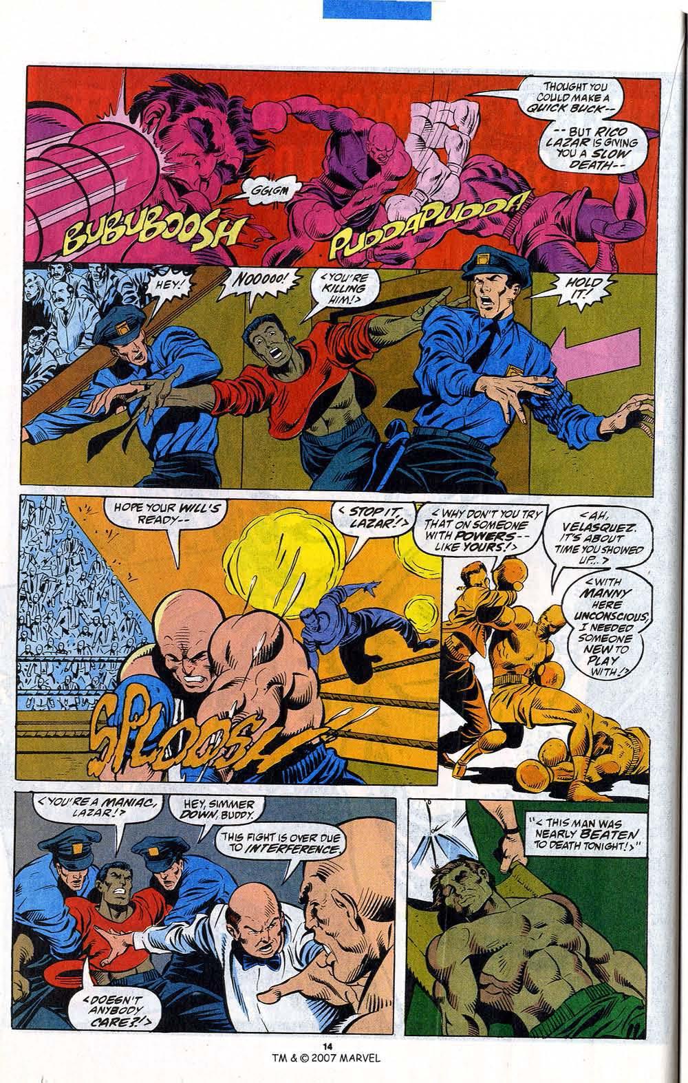 Read online Captain America (1968) comic -  Issue # _Annual 12 - 16