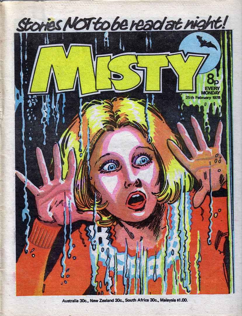 Misty 4 Page 1