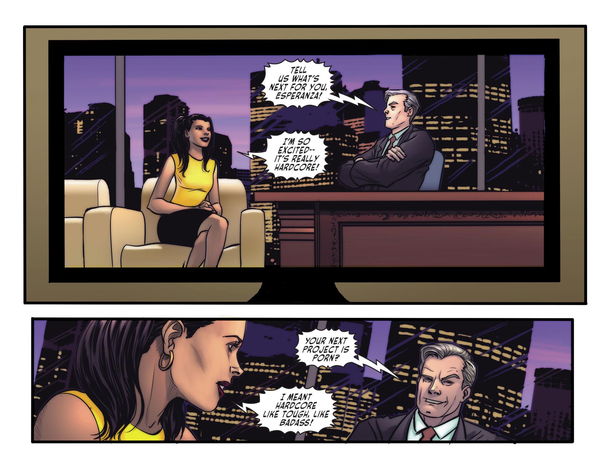 Read online Sensation Comics Featuring Wonder Woman comic -  Issue #29 - 11