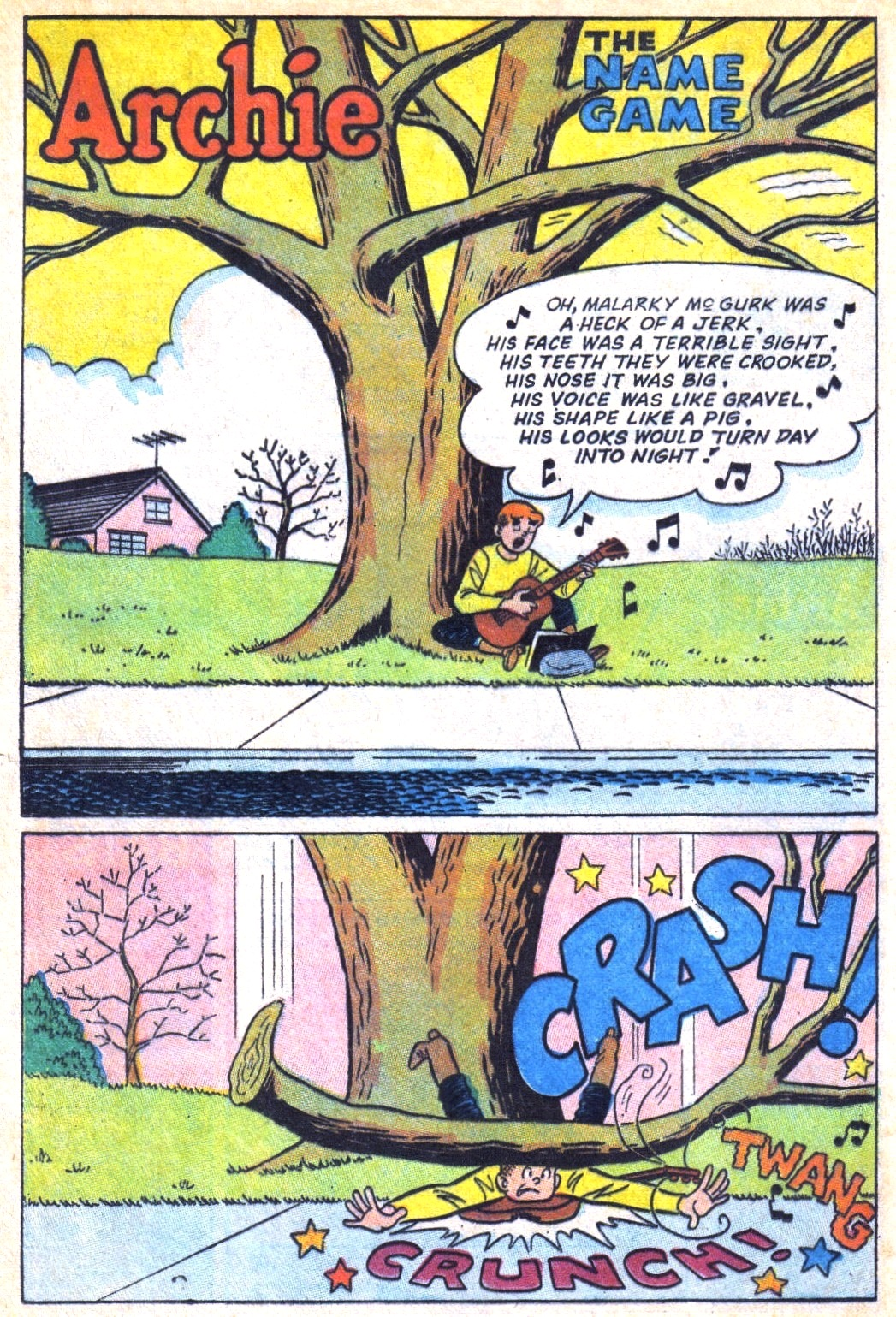 Read online Archie (1960) comic -  Issue #171 - 20