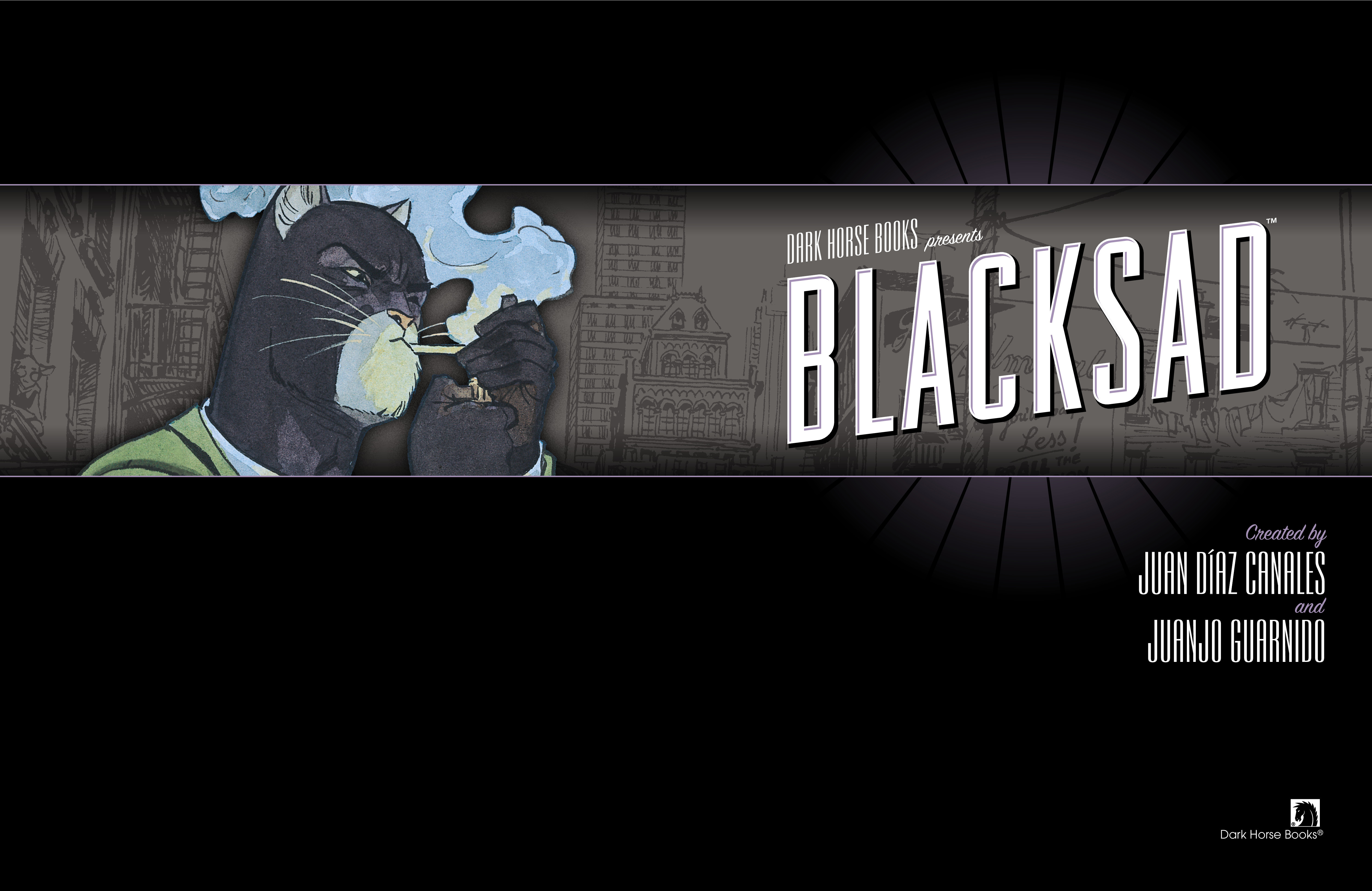 Read online Blacksad: A Silent Hell comic -  Issue # TPB - 4