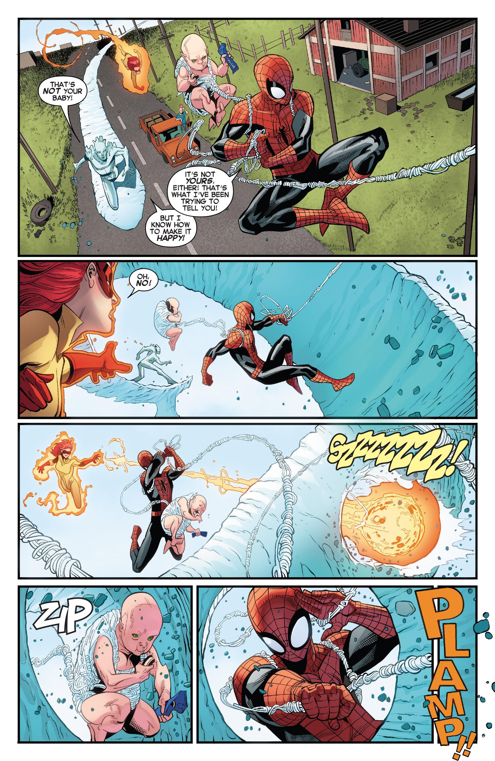Read online Amazing X-Men (2014) comic -  Issue #7 - 11