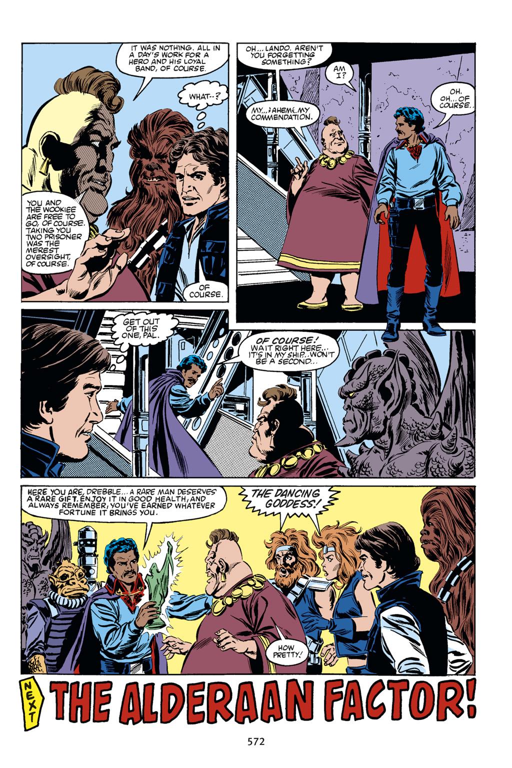 Read online Star Wars Omnibus comic -  Issue # Vol. 18.5 - 285